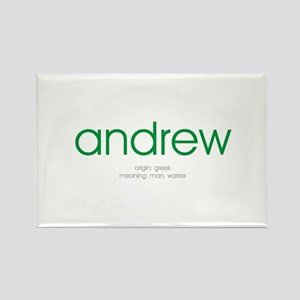 Andrew Rectangle Magnet