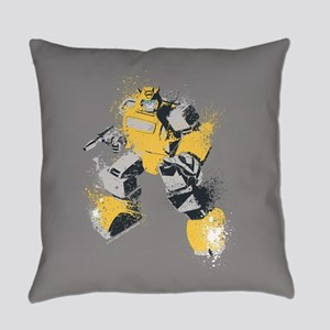 Bumblebee Everyday Pillow
