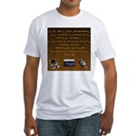 No Code - Fitted T-Shirt