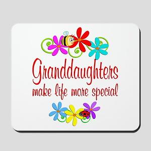 Special Granddaughter Mousepad