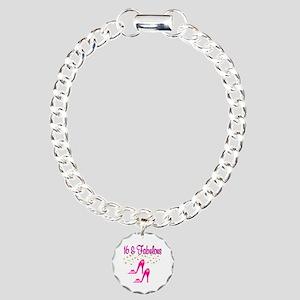SWEET 16 Charm Bracelet, One Charm