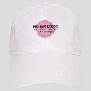 Nursing School Boot Camp Cap