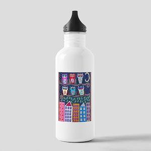 Night Owls Water Bottle