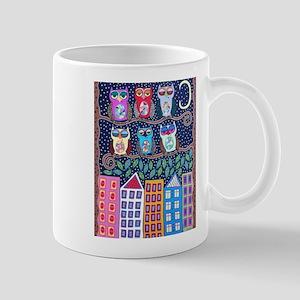 Night Owls Mugs