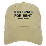 This Space For Rent Cap