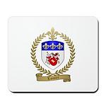 LOISIER Family Crest Mousepad