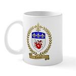 LOISIER Family Crest Mug