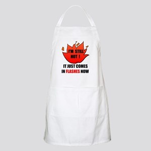 STILL HOT BBQ Apron