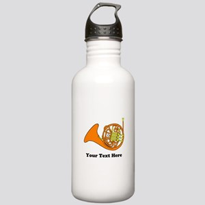 French Horn Personaliz Stainless Water Bottle 1.0L