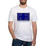 Four Spirals T-Shirt, White