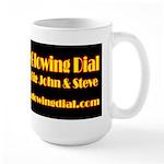 Large Glowing Dial Mug