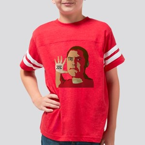 Funny 2 Youth Football Shirt