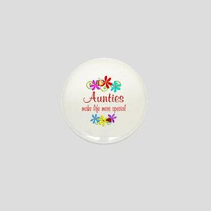 Special Auntie Mini Button