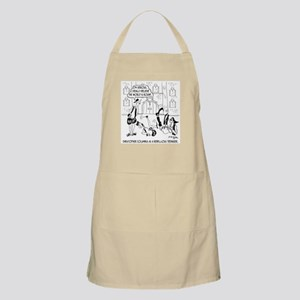 Columbus as a Rebellious Teenager Apron