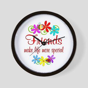 Special Friend Wall Clock