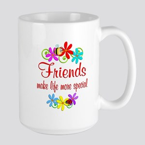 Special Friend Large Mug