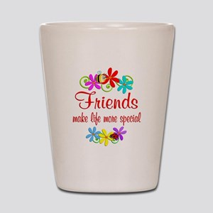 Special Friend Shot Glass