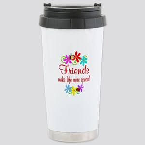 Special Friend Stainless Steel Travel Mug