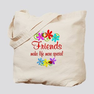 Special Friend Tote Bag