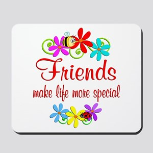 Special Friend Mousepad