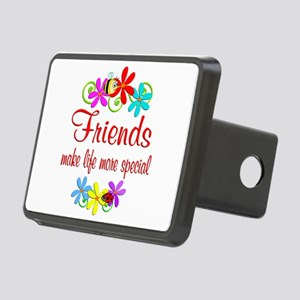 Special Friend Rectangular Hitch Cover