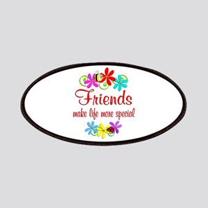 Special Friend Patches