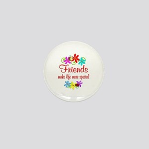 Special Friend Mini Button