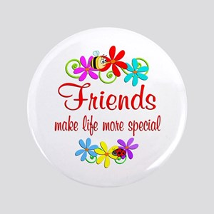 "Special Friend 3.5"" Button"