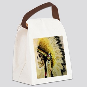Elder and Chief Canvas Lunch Bag