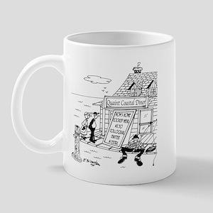 Colloquial Native Chatter $1.00 Extra Mug