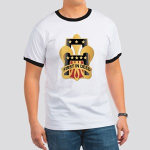 DUI - First Army Ringer T