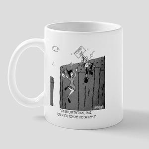 Two Lines Name Mug