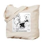 Therapy For The Cow Dependent Tote Bag