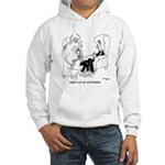 Therapy For The Cow Dependent Hooded Sweatshirt