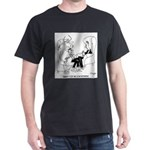 Therapy For The Cow Dependent Dark T-Shirt