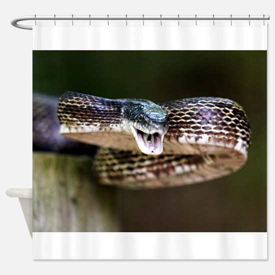I'M GONNA GET YOU - Shower Curtain