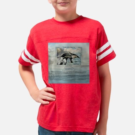 E-BE.SS-cal copy2 Youth Football Shirt