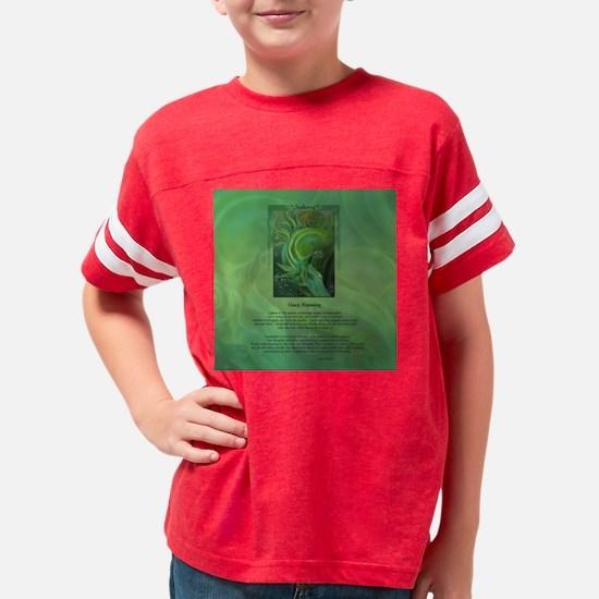 E-seahorse-cal copy Youth Football Shirt