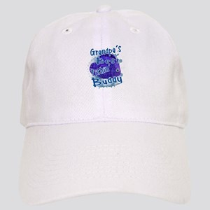 Grandpas Best Fishin Buddy Baseball Cap