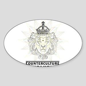 Counterculture Revolution4 Sticker