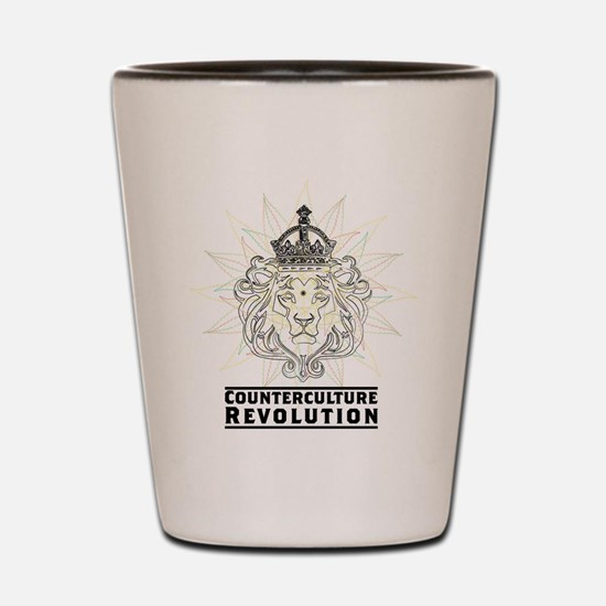 Counterculture Revolution4 Shot Glass