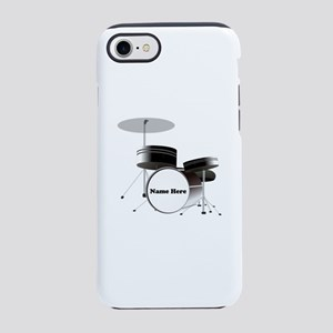 Drums Personalized iPhone 7 Tough Case