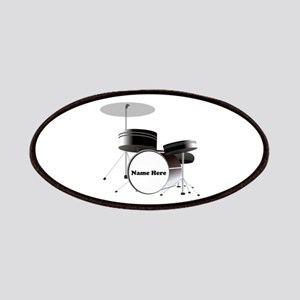 Drums Personalized Patch