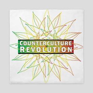 Counterculture Revolution3 Queen Duvet