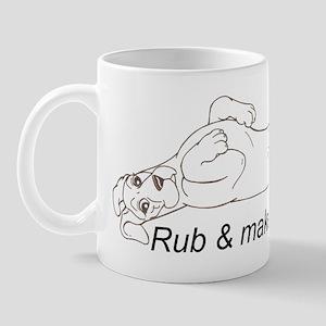 N Pup Make A Wish Mug