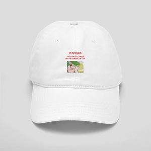 PHYSICS Baseball Cap