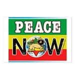 Rasta Peace Now Postcards (Package of 8)