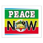 Rasta Peace Now Small Poster