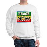 Rasta Peace Now Sweatshirt