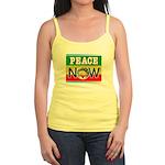 Rasta Peace Now Jr. Spaghetti Tank